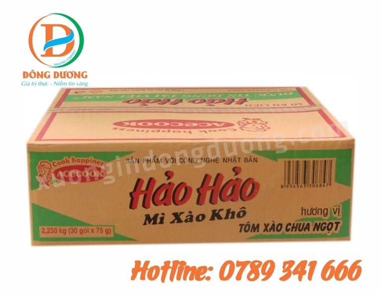 in thung carton tai Ha Noi