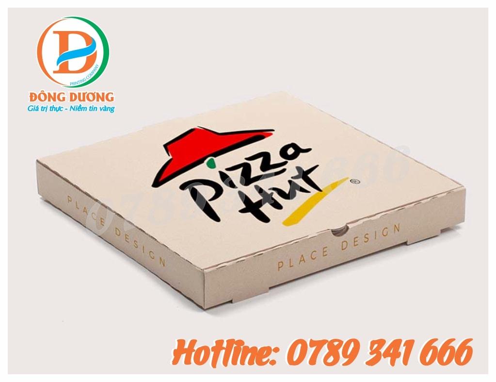 in hop pizza tai Ha Noi