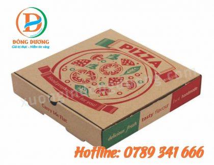 in hop pizza tai Hai Phong