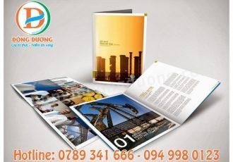 Xưởng in Catalogue Số Lượng ít Giá Rẻ Nhất Tại Hà Nội Hiện Nay